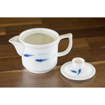 Teekrug - Cha Hu - Porzelan