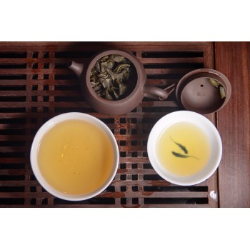 Fresh mild Oolong